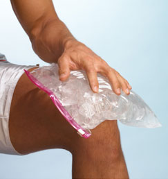 Physio Tipp Icing for injury