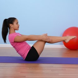 Pilates for Teenagers