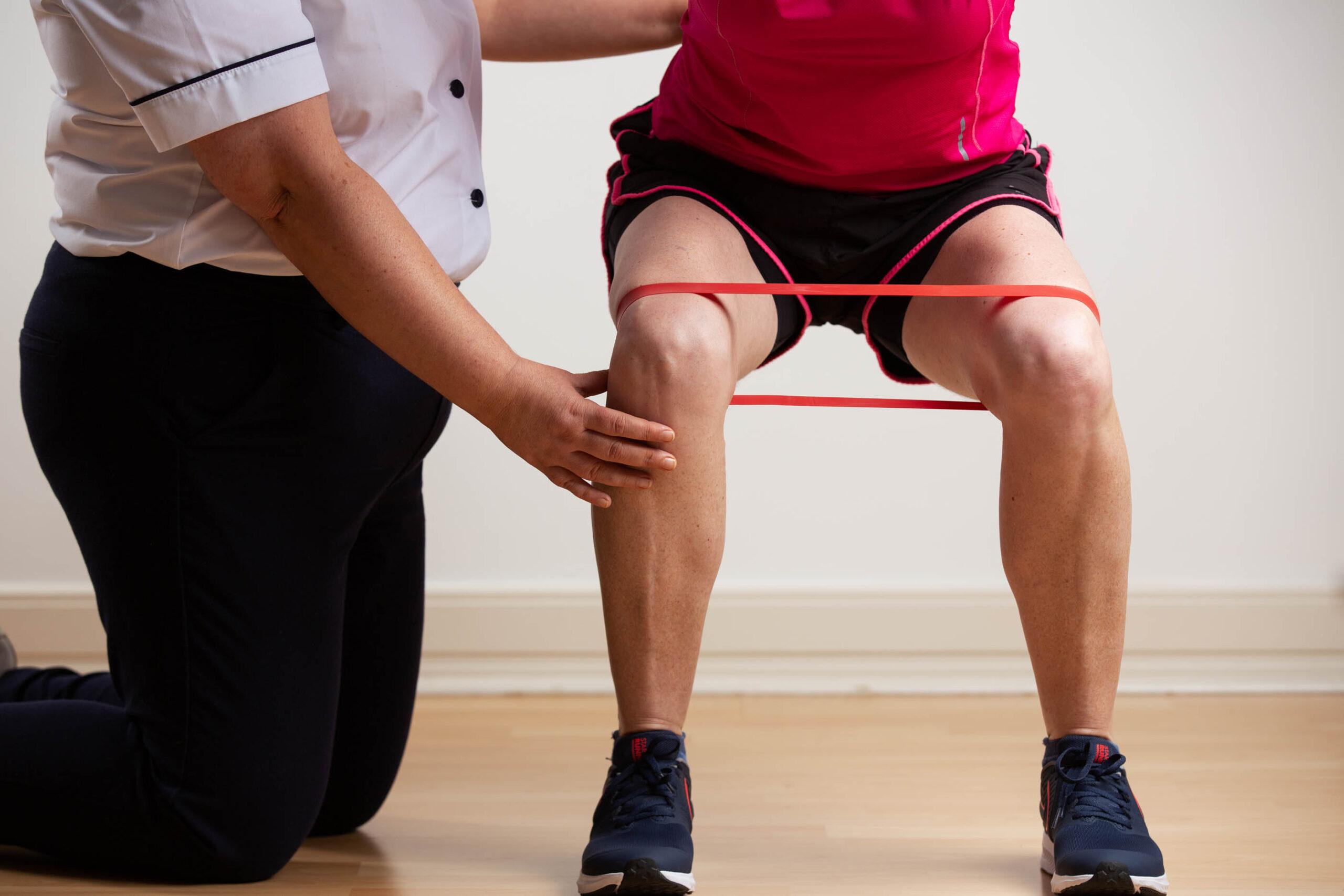 Pelvic Exercises Photo